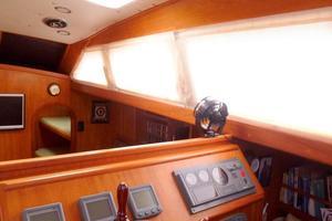 60' Auzepy Brenneur Sloop 2008 Auzepy Brenneur Sloop - Main Cabin Stbd