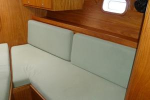 60' Auzepy Brenneur Sloop 2008 Auzepy Brenneur Sloop - Owner Stateroom Stbd Seating