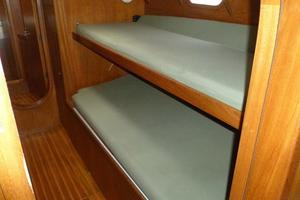 60' Auzepy Brenneur Sloop 2008 Auzepy Brenneur Sloop - Stbd Guest Cabin Bunks