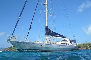 60' Auzepy Brenneur Sloop 2008 Auzepy Brenneur Sloop - Comfortable at Anchor