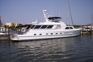 80' Broward Raised Pilothouse 1980 Photo 1