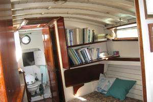 38' Matthews Single cabin 1930 Looking forward