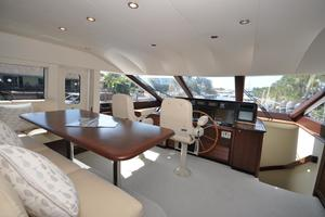85' Pacific Mariner Flushdeck My 2007 Pilothouse