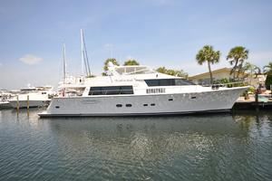 85' Pacific Mariner Flushdeck My 2007 852007PacificMarinerMotorYacht