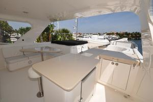 85' Pacific Mariner Flushdeck My 2007 Flybridge
