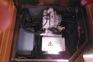 60' Gulfstar Mark 1 1982 Generator