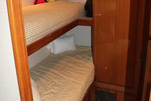 60' Viking Cockpit Sport Naples Edition 2001 Twin Guest Stateroom