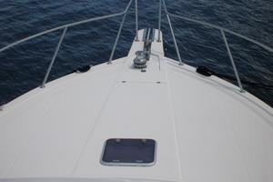 58' West Bay Sonship 58 1998 Foredeck