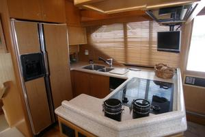 58' West Bay SonShip 58 1998 Galley