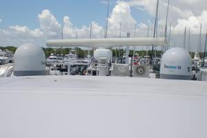58' West Bay Sonship 58 1998 Flybridge Radar Arch