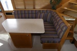 58' West Bay SonShip 58 1998 Galley Dinette