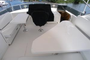 58' West Bay Sonship 58 1998 Flybridge View Fwd