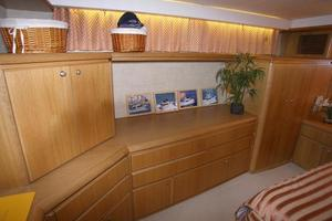 58' West Bay Sonship 58 1998 Master Stateroom Stbd Side