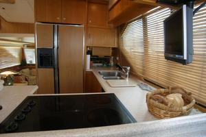 58' West Bay Sonship 58 1998 Galley View Aft