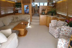 58' West Bay SonShip 58 1998 Salon View Fwd