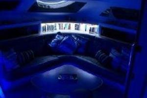 50' Voyage 500 2010 Custom lighting