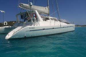50' Voyage 500 2010 Starboard side