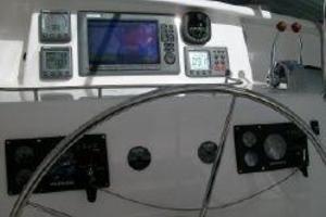 50' Voyage 500 2010 Helm