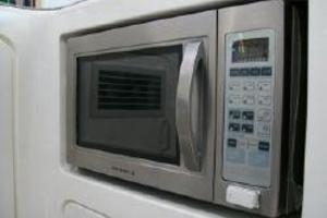 50' Voyage 500 2010 Microwave