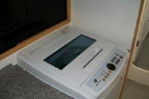 50' Voyage 500 2010 Washing machine