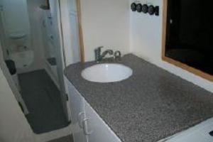 50' Voyage 500 2010 Laundry sink