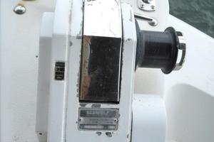 42' Carver 4207 1988 1988 Carver 4207 Aft Cabin Motor Yacht electric windlass