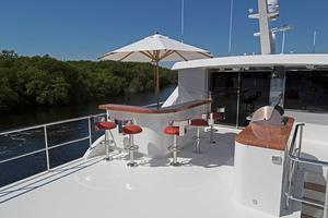104' Cheoy Lee Global 104 2019 Upper Sundeck Aft