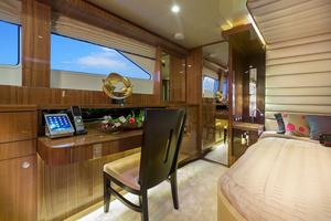 104' Cheoy Lee Global 104 2019 Master Suite