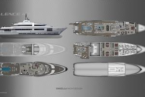 154' Admiral Marine X LENCE 47 2019