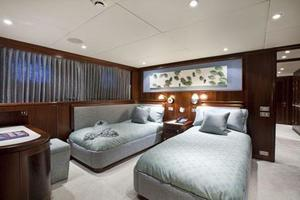 132' Amels  1988 Twin Stateroom