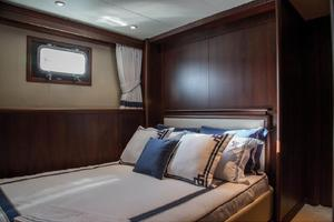 132' Amels  1988 Forward Starboard Queen Stateroom