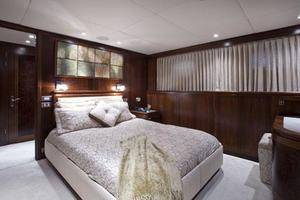 132' Amels  1988 Aft Queen Stateroom