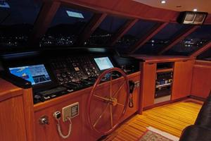 132' Amels  1988 Pilothouse