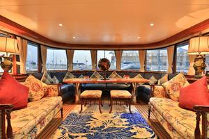 122' CRN 1978/2012 122ft Tri Deck Yacht 1978 SKY LOUNGE