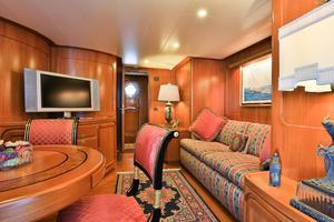 122' CRN 1978/2012 122ft Tri Deck Yacht 1978 GAME ROOM