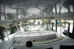 60' Hatteras Sportfish 1999 Bridge Access