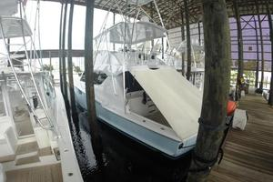 60' Hatteras Sportfish 1999 Port Side