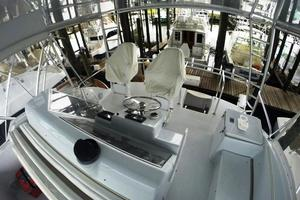 60' Hatteras Sportfish 1999 Bridge