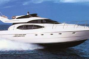 52' Azimut 52 2000 Manufacturer Provided Image