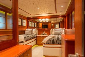 190' Trinity Yachts Motor Yacht 2010 Guest Stateroom Starboard Forward