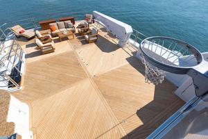 190' Trinity Yachts Motor Yacht 2010 Sun Deck