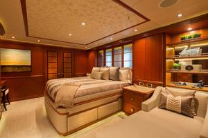 190' Trinity Yachts Motor Yacht 2010 Guest Stateroom Port Aft