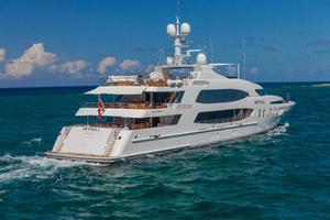190' Trinity Yachts Motor Yacht 2010