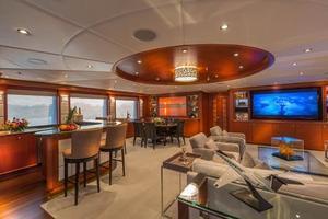 190' Trinity Yachts Motor Yacht 2010 Sky Lounge