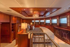 190' Trinity Yachts Motor Yacht 2010 Master Stateroom