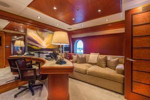190' Trinity Yachts Motor Yacht 2010 Master Office