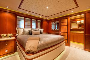 190' Trinity Yachts Motor Yacht 2010 Guest Stateroom Starboard Aft