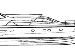 55' Ferretti Yachts 55 1998 Manufacturer Provided Image