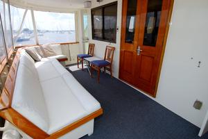70' Hatteras Cpmy 1977 Raised Enclosed Aft Deck