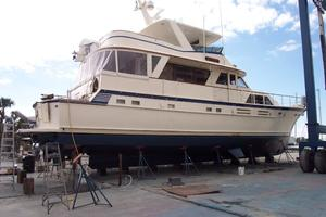 70' Hatteras Cpmy 1977 Bottom Painted 01/2016